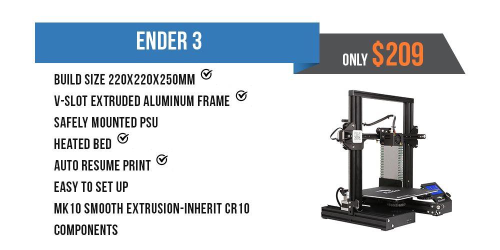 Creality 3D Ender 3 V Slot 3D Printer Kit | 3D Printer | 3d printer