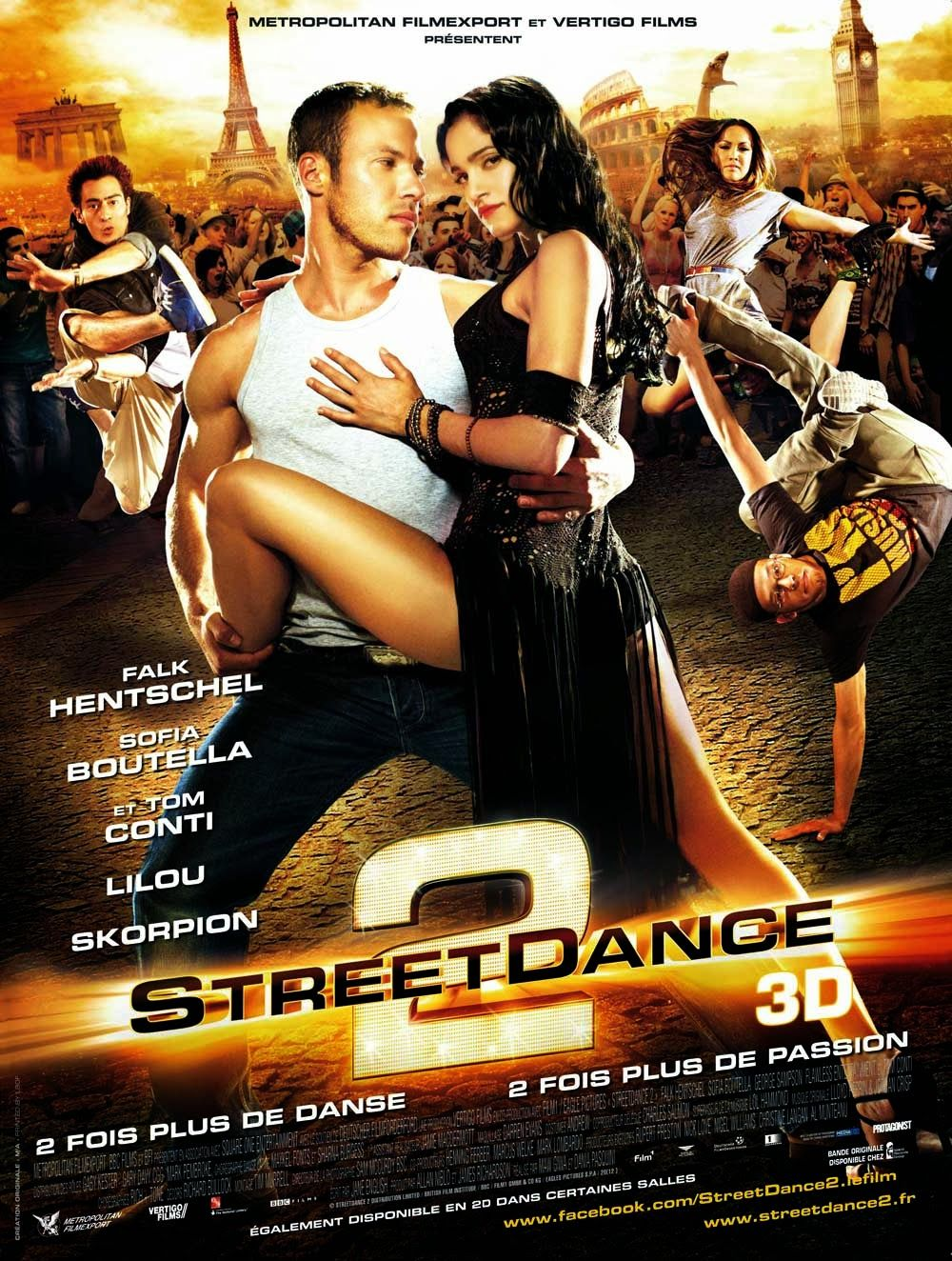 le film steppin 2