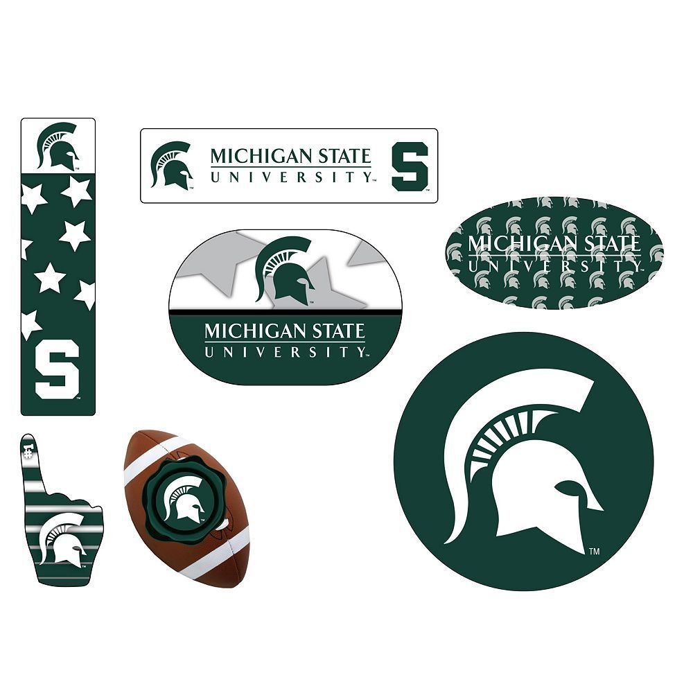 Michigan State Spartans Tailgate 6Piece Set