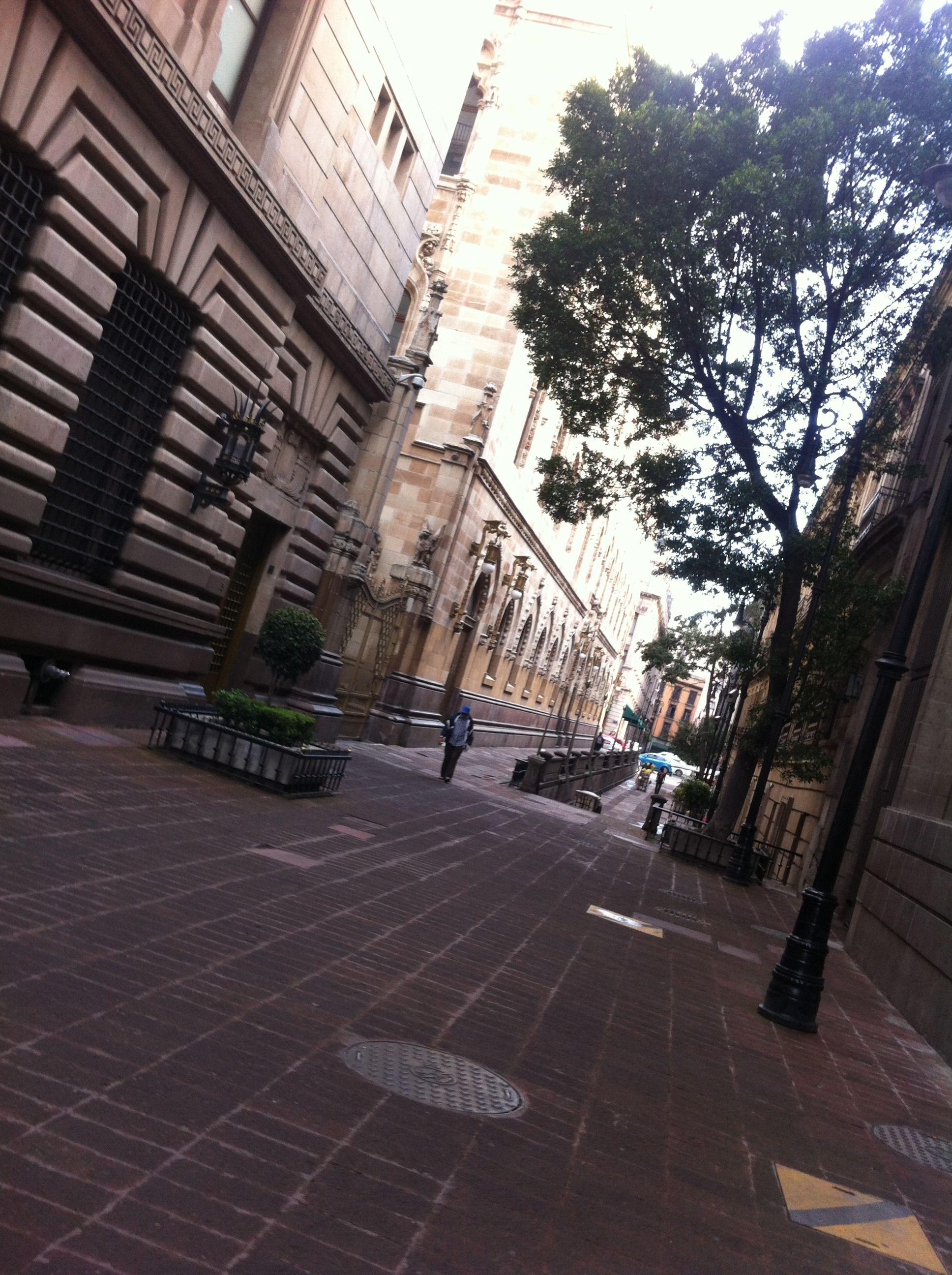 Calle de Filomeno Mata, Cd. de México