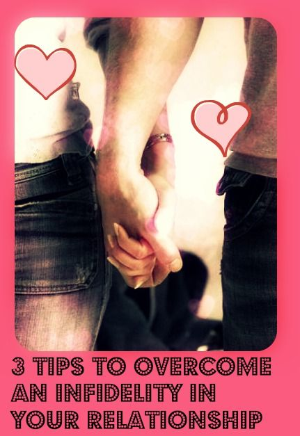 3 tips to Overcome an Infidelity in your Relationship #relationships #infidelity #marriage