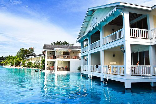Over The Water Bungalows Cebu Philippines