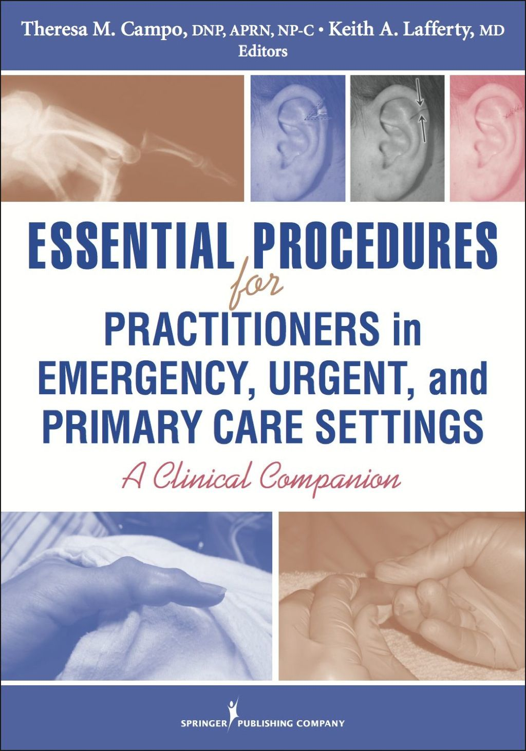 Essential procedures for practitioners in emergency urgent