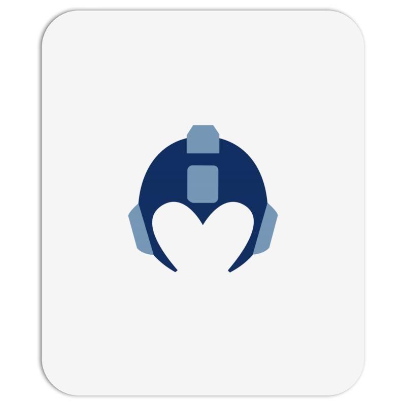 Megaman Rockman Mega Man Helmet Mousepad Mega Man Helmet Mega Man Mouse Pad