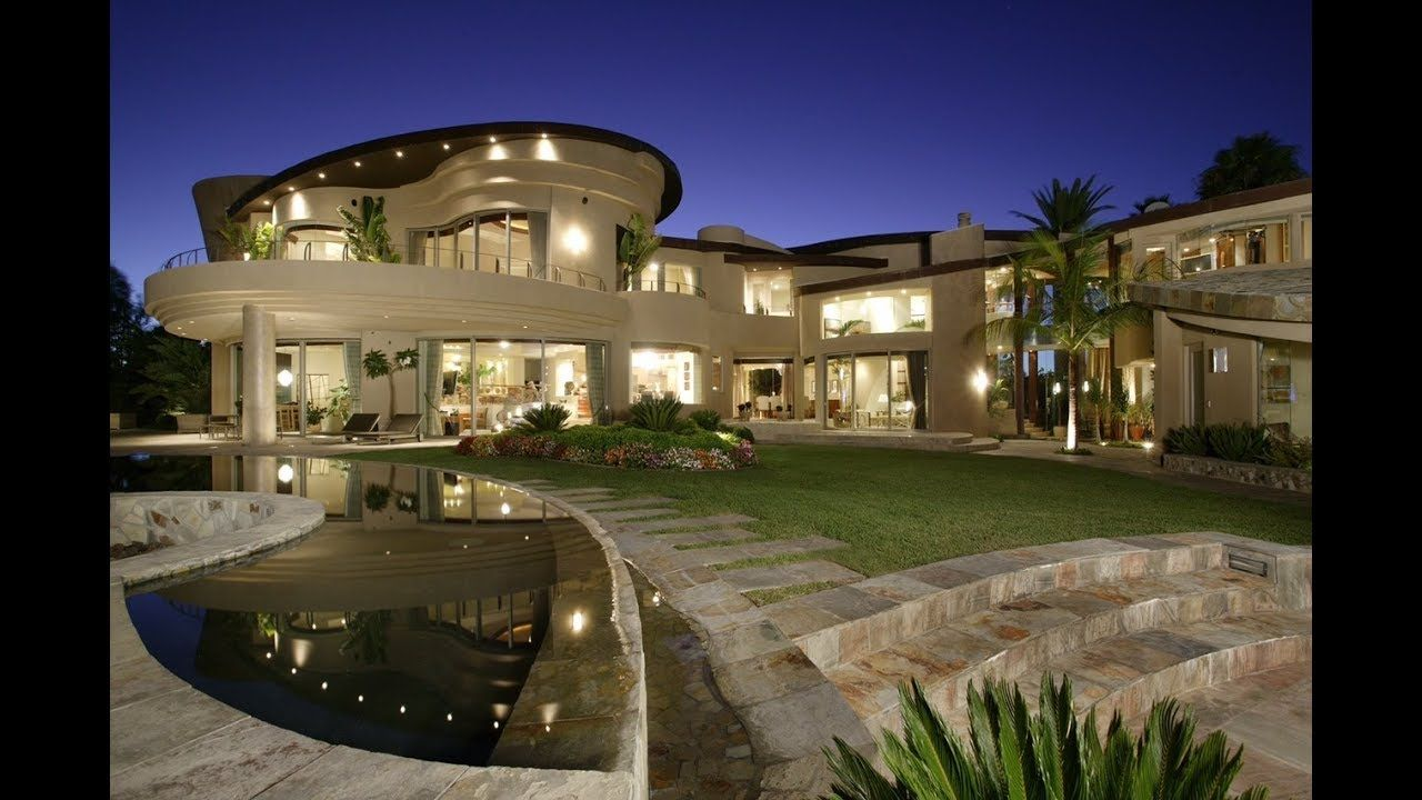 3650000 california lake front palace with spa movie