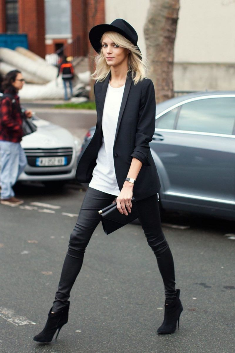 fdc0c0d46c677 9 Outfits You Can Wear With Your Leggings | Mode | Modetrends, Mode ...