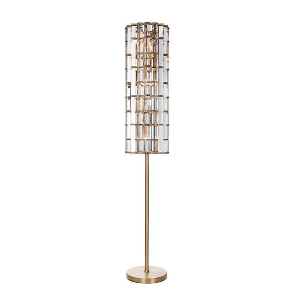 Timothy oulton night rod floor lamp bronze available online at barker stonehouse browse