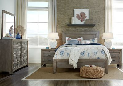Sandy Lane Driftwood 5 Pc Queen Panel Bedroom 699 99 Find Affordable Queen Bedroom Sets