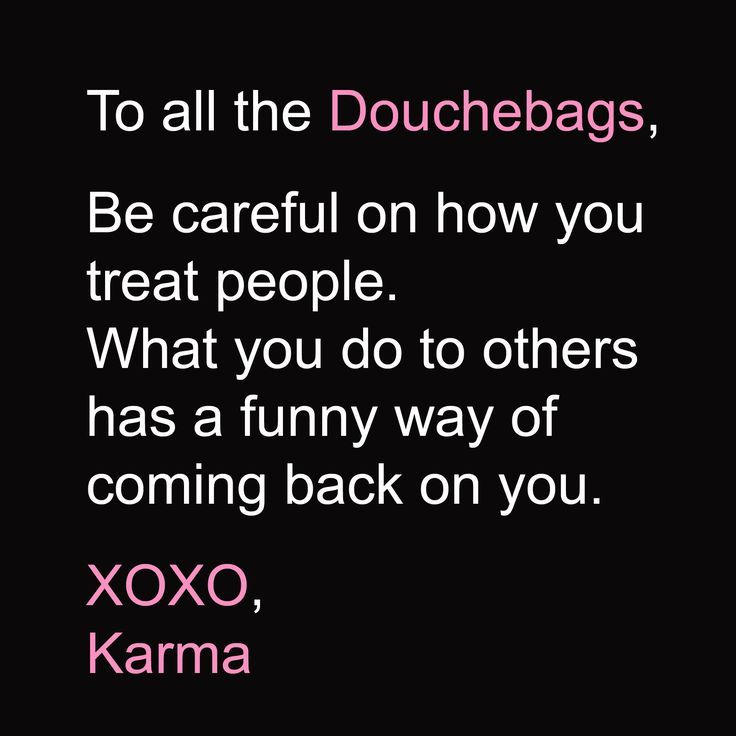 Funny Quotes About Karma | Funny Sayings About Karma Quote ...