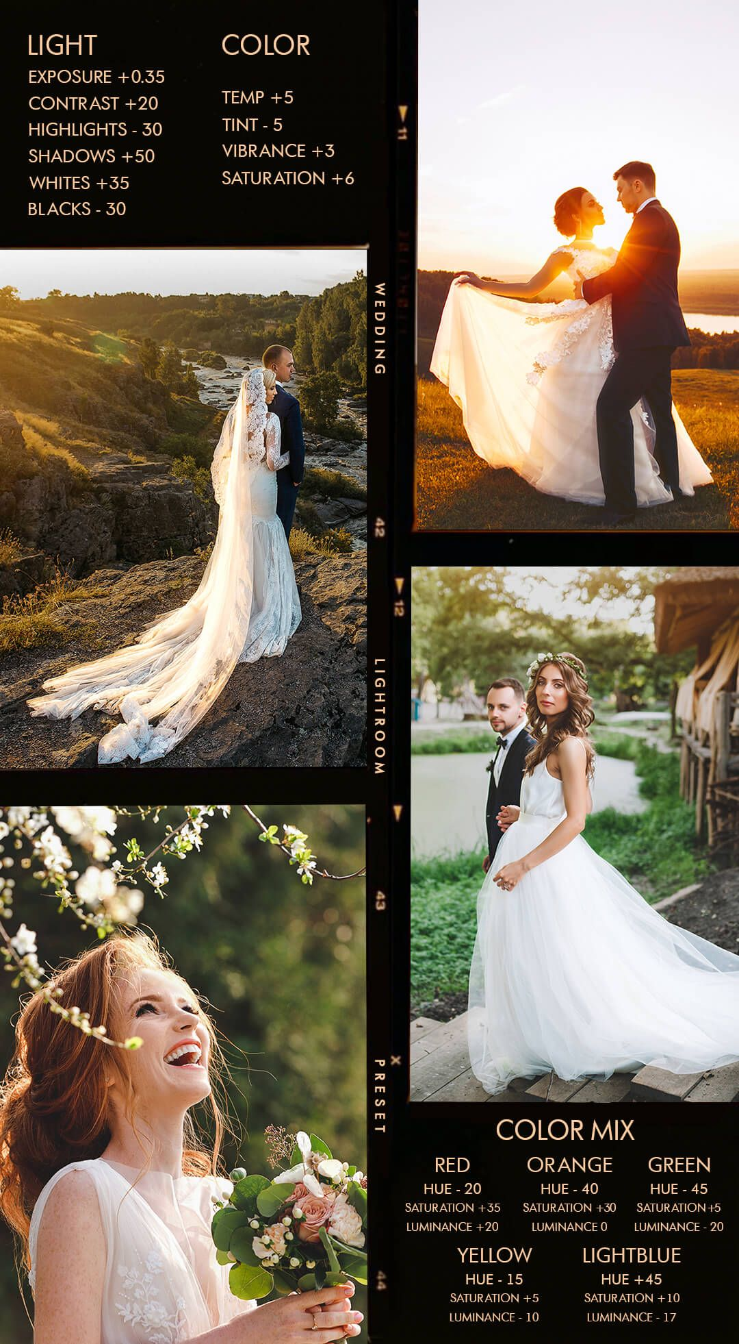 Download Free Free Wedding Lightroom Presets In 2020 Lightroom Presets Tutorial Wedding Presets Wedding Photography Editing