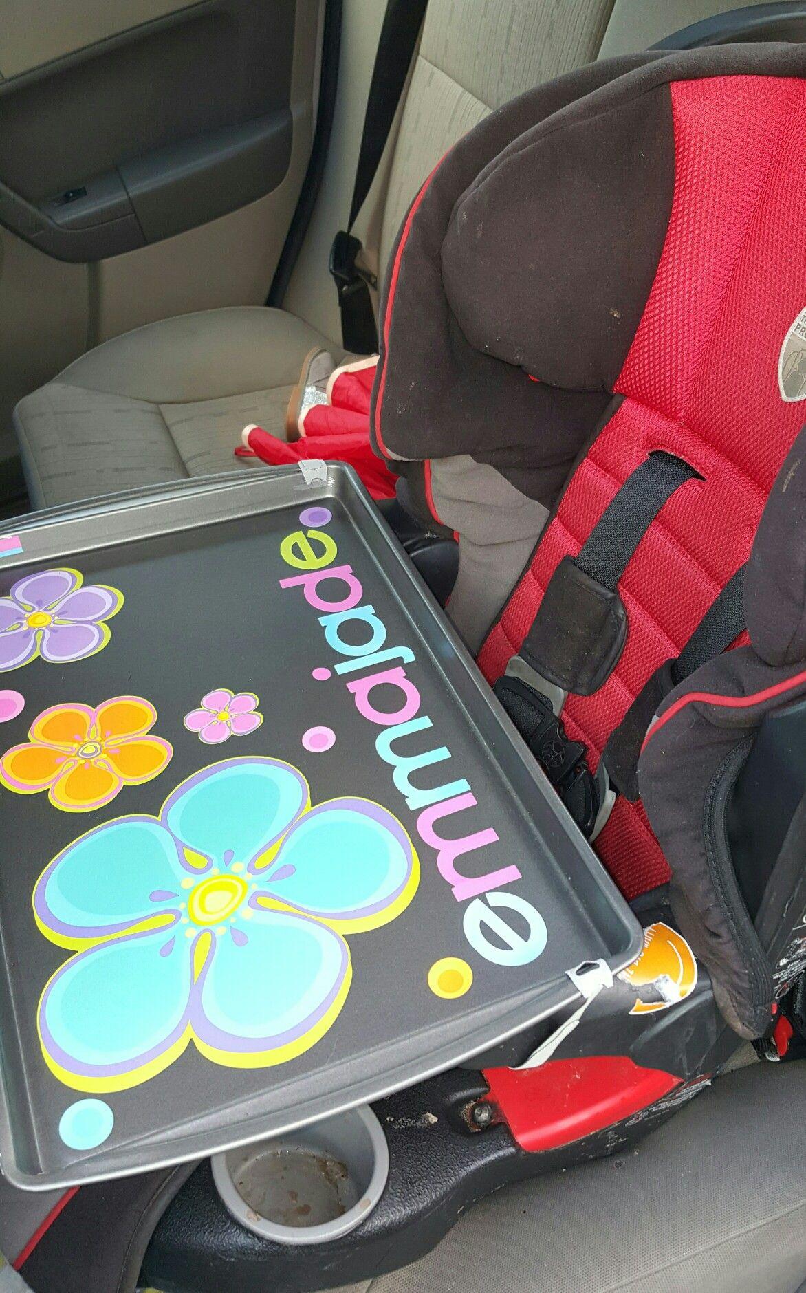 Diy Lap Tray For Car Seat