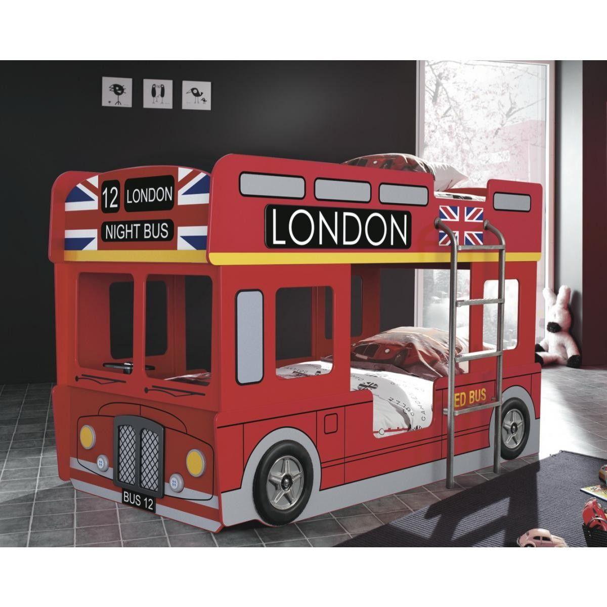Litera Londres - conforama 650€   Bedroom ideas   Pinterest   Litera ...