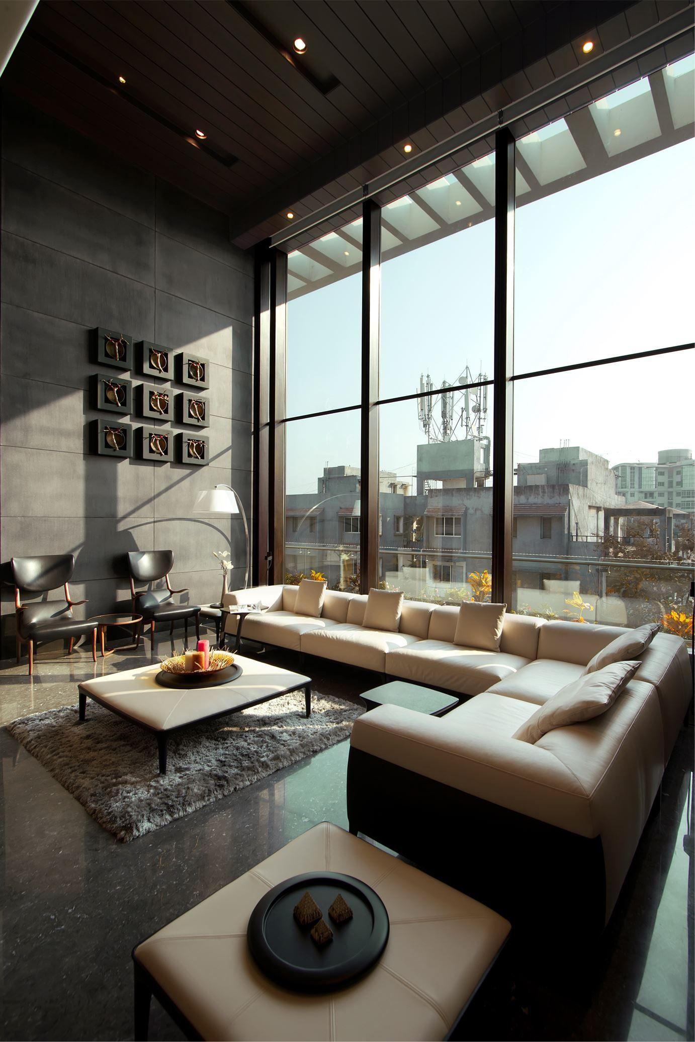 Penthouse interior design | Decoraciones de casa, Mapas y Casas