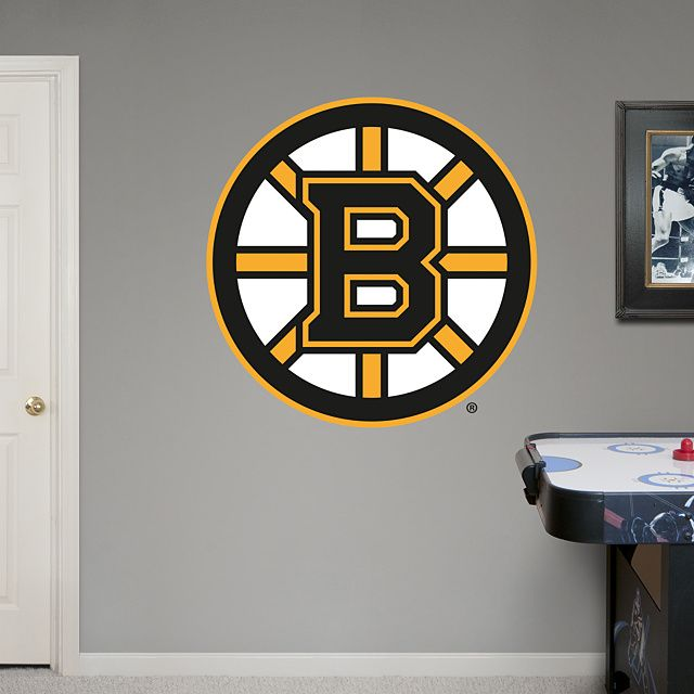 Home Decor Boston: Giant Officially Licensed NHL