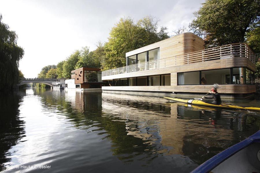 Hausboot Hamburg hausboote hamburg hausboot traumfänger amelie rost jörg