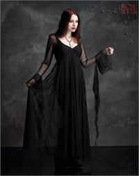Juliet gown by Rose Mortem $299