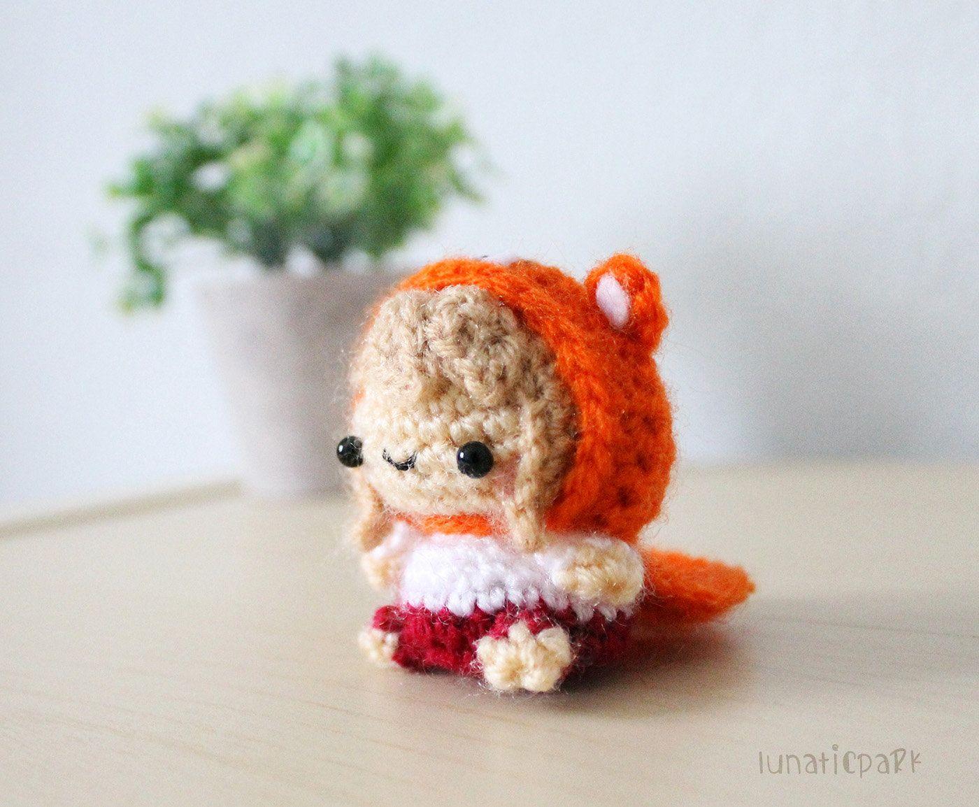 Crochet amigurumi doll … | Artesanías de anime, Juguetes de ... | 1154x1400