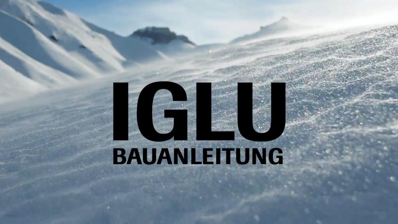 TRANSA | Iglu Bauanleitung
