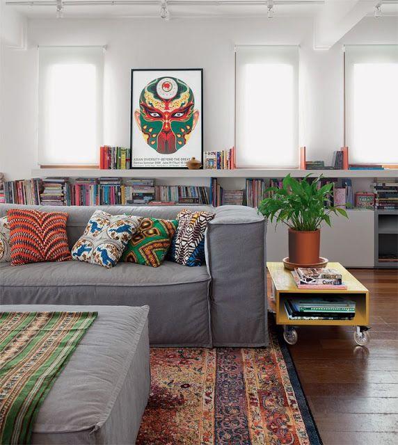 A importante escolha do sofá: Neutro ou colorido?   Meus preferidos em cada cor (com preços!)