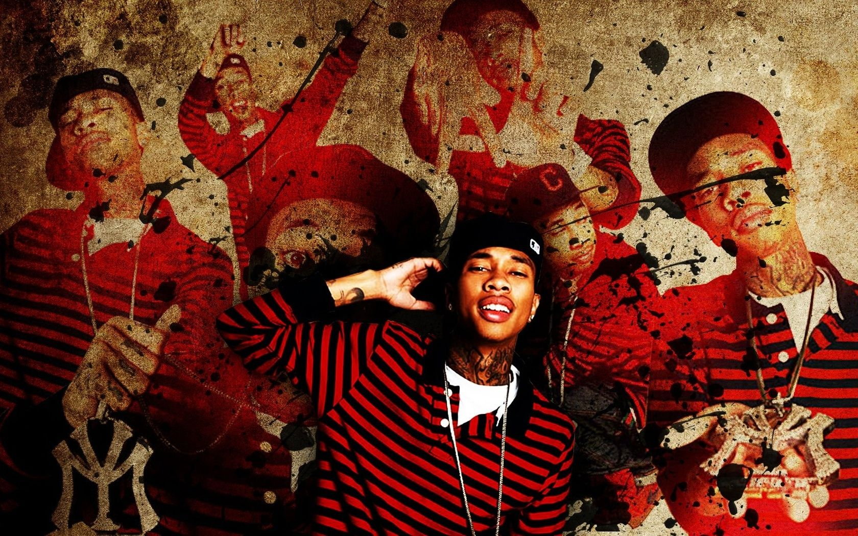 The Game Rapper Wallpapers Wallpaper 16801050 Wallpapers Tyga 36