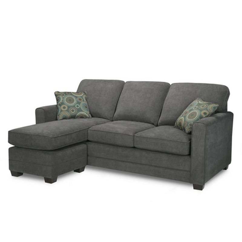 Simmons Stirling Queen Sofa Bed With Chaise Sears Sears