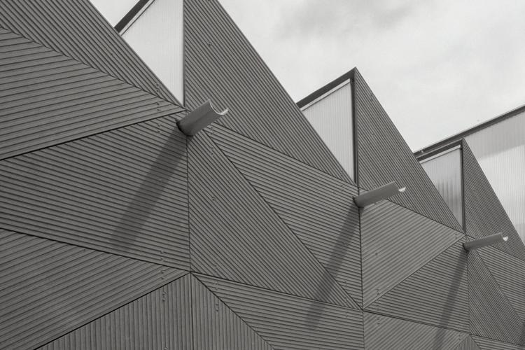 Fibre Cement Colours Amlen Contemporary Facades Facade Panel Fibre Cement Cladding Facade Material
