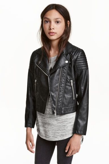 bb275215a Biker jacket