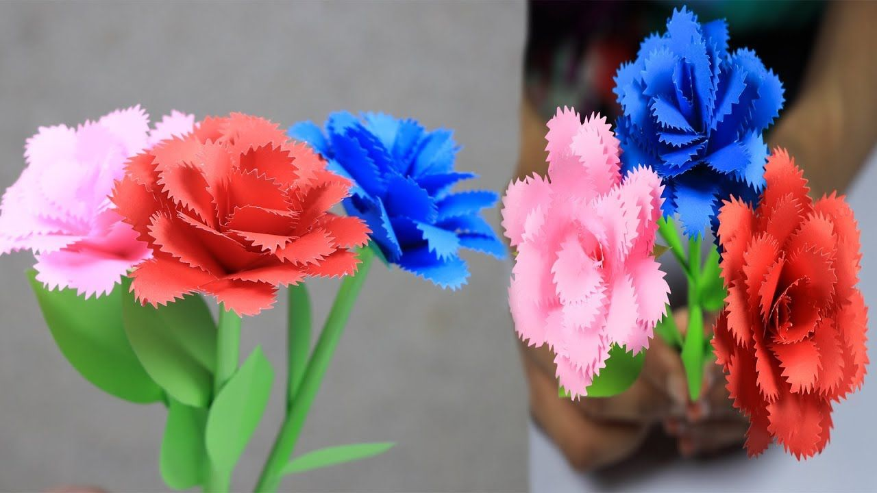 How to make paper rose making paper flowers step by step very easy how to make paper rose making paper flowers step by step very easy mightylinksfo