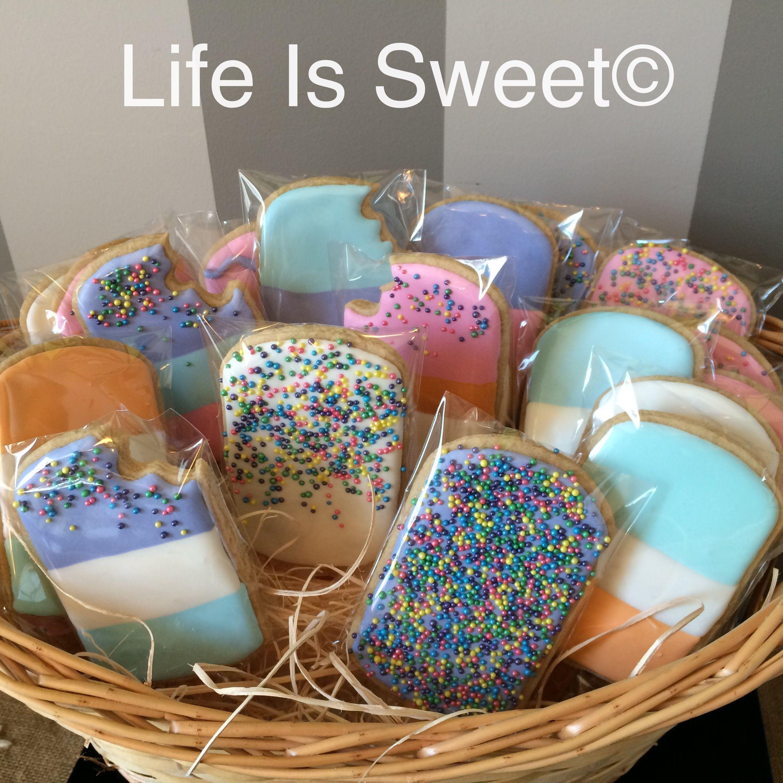 Icecream cookies! By Life Is Sweet