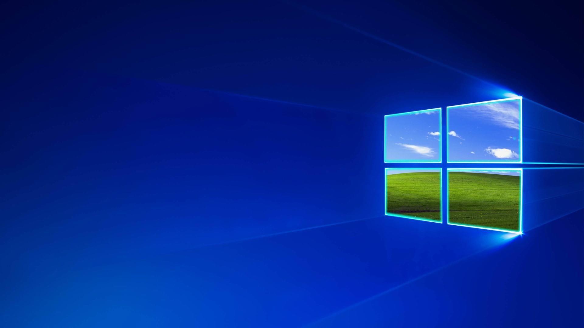 Windows 10 Bliss 1920x1080 Wallpaper Windows 10 Desktop Wallpaper Art Windows Wallpaper