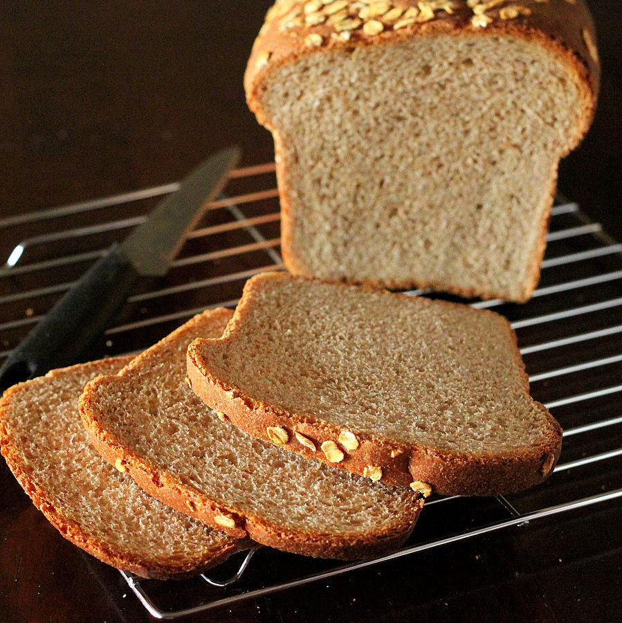 Easy Everyday Sandwich Bread