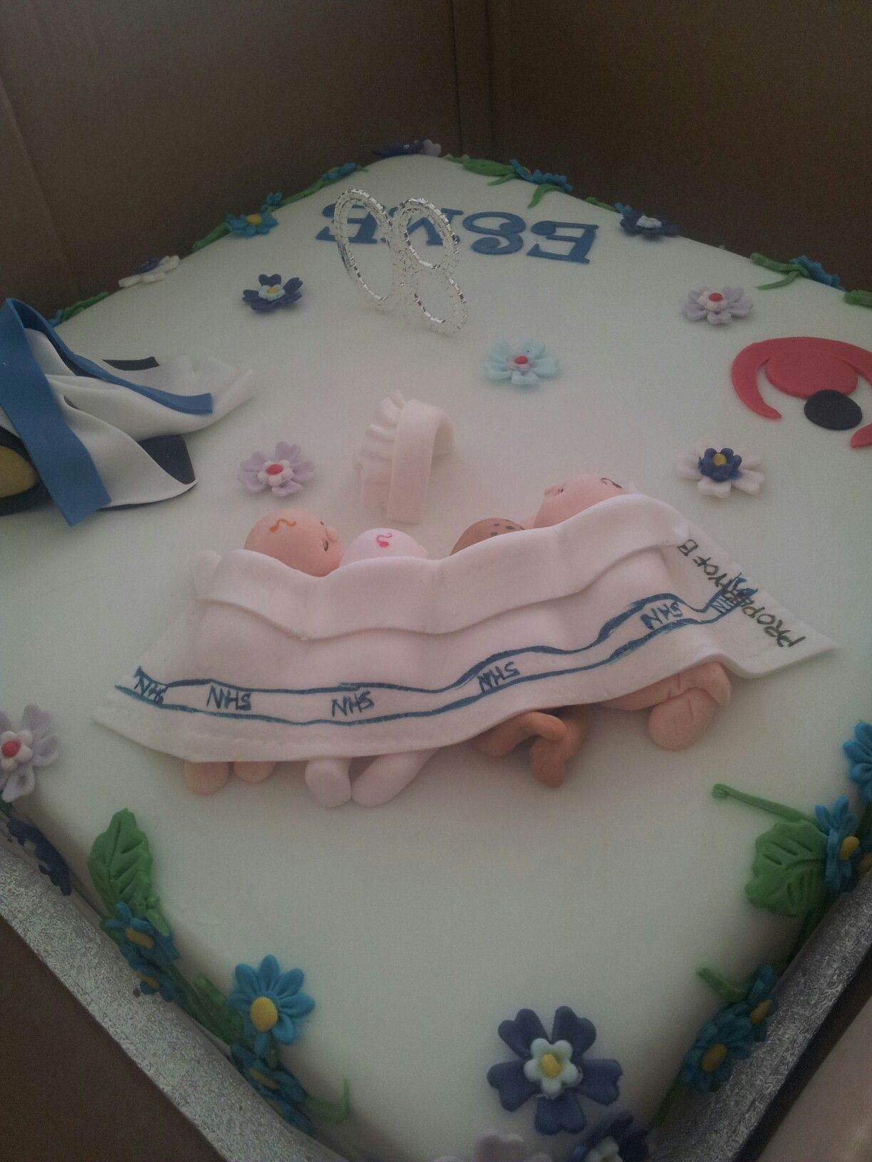 my pal s retirement cake she s a midwife cute ideas midwife birthday cake