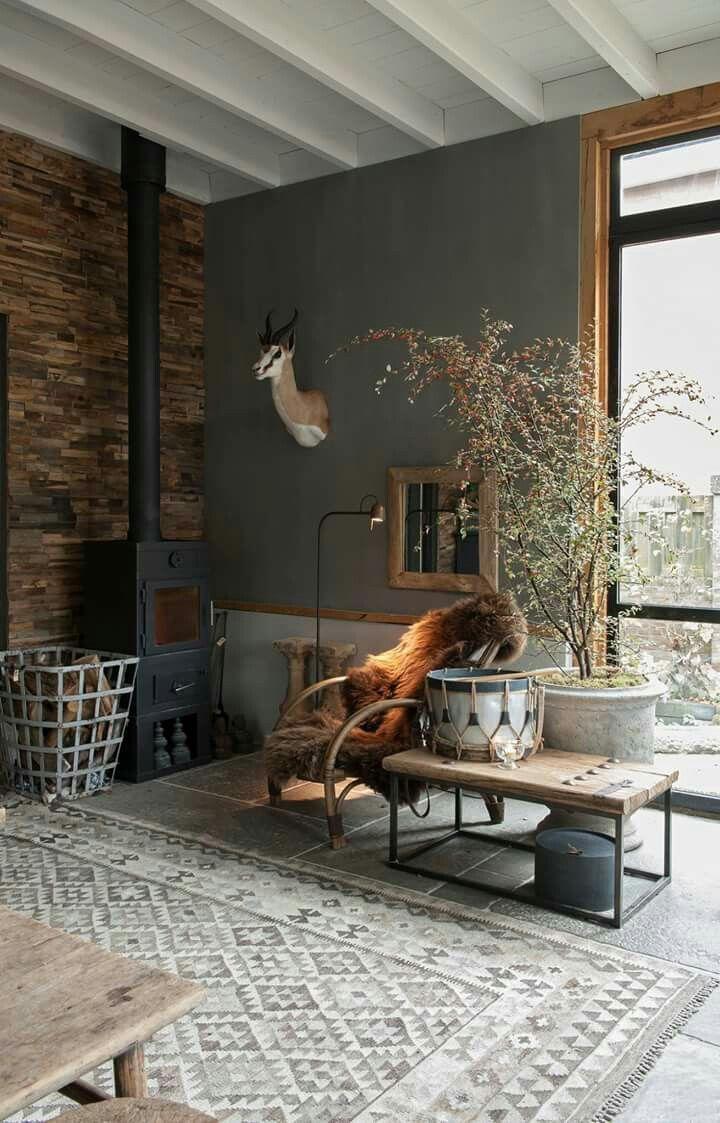 Sfeer woonkamer | Woonideeen | Pinterest - Toekomstig huis ...