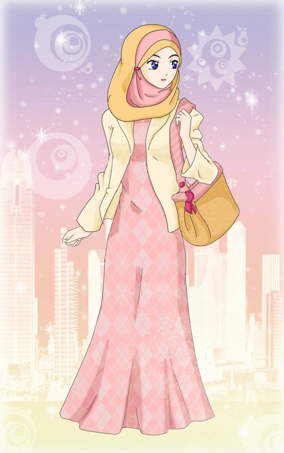 For The Professional Muslimah Please Share Gadis