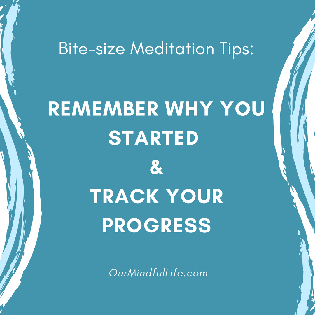 meditation for beginner - bite-size tips