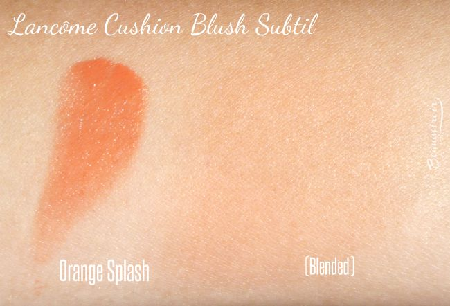 Cushion Blush Subtil by Lancôme #22
