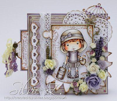 Created-By-Silvie-Z.: La-La Land Crafts - Travel Marci ♥♥