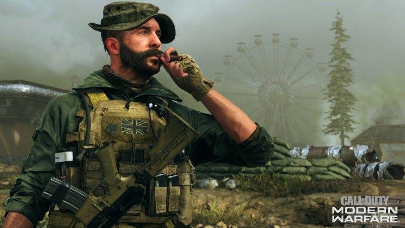 Call Of Duty Modern Warfare Call Of Duty Modern Warfare Pre Order Eb Games Modern Warfare Call Of Duty Warfare