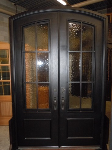 seeded glass  Entry Doors  Foyers in 2019  Glass french