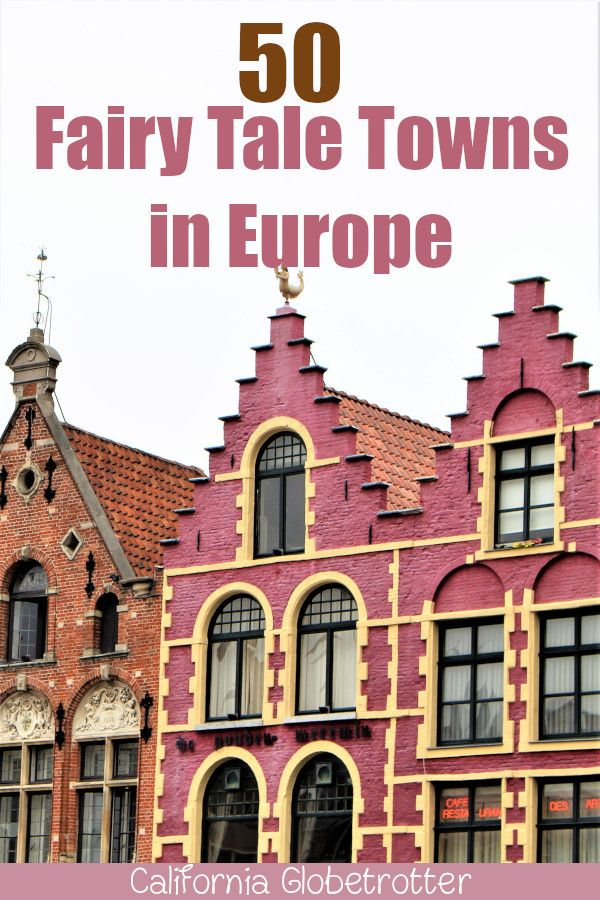 Stupid Pretty Towns in Europe #travel