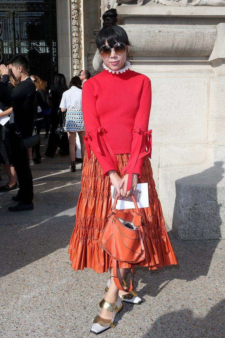 Les Célébrités Sont Arrivées à Paris Pour la Fin du Mois de la Mode