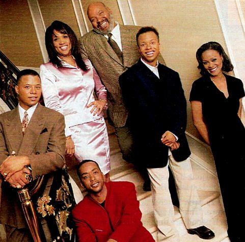 Sparks Sitcom That Aired On Upn From 1996 1998 Starred James