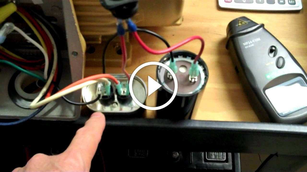 Rotoverter Processo De Converso Baldor Motor Electrical Connections 75hp Trifsico Use