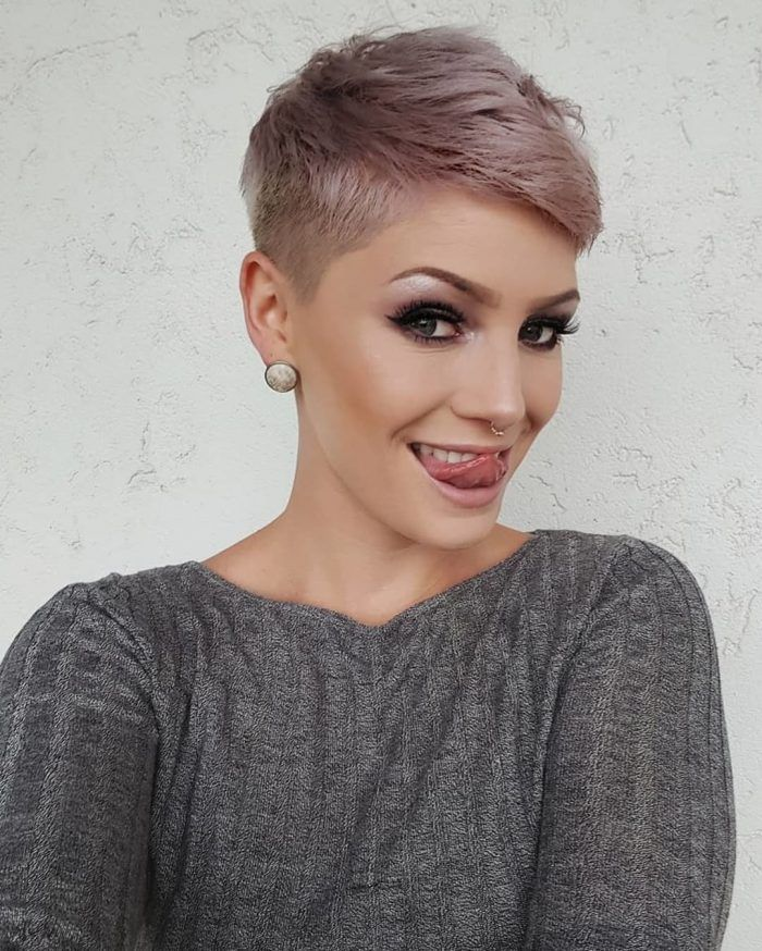 Pixie Haircuts for beauty Laides 2019 - Page 2 of