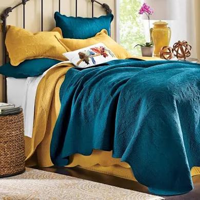 Jewel Tone Quilt Google Ping, Jewel Tone Bedding