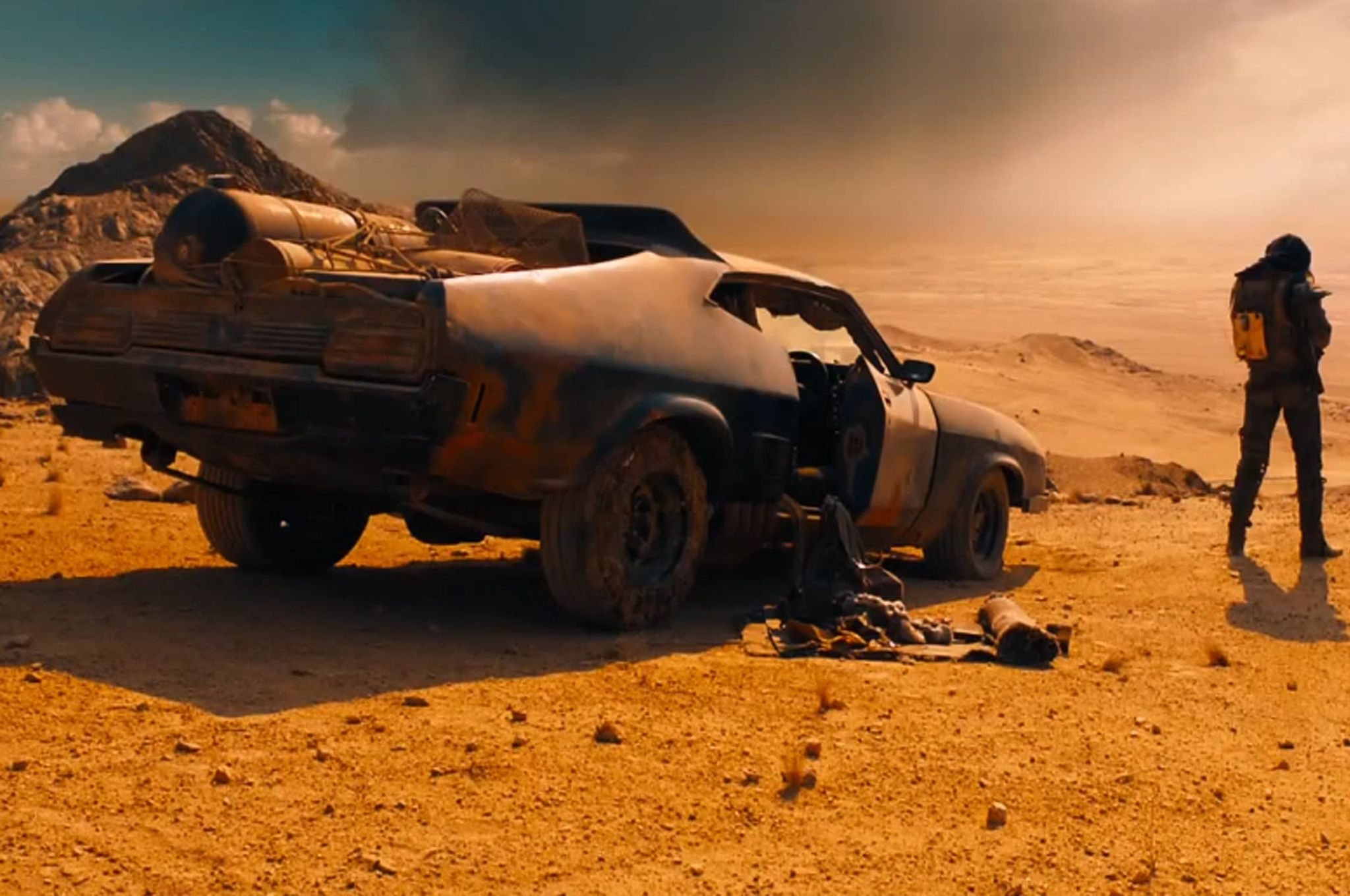 mad max fury road | Mad Max: Fury Road Trailer Debuts at Comic-Con Photo Gallery