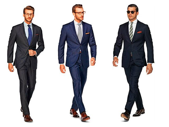 The Guide: How to Buy Your First Suit | OVERWHELMING STYLE ...