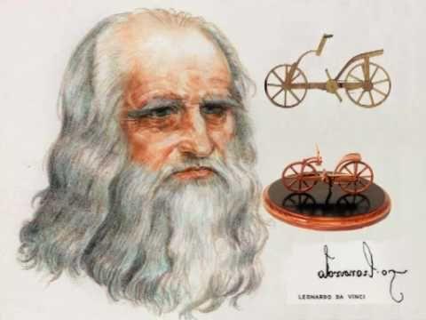 Historia de la bicicleta -