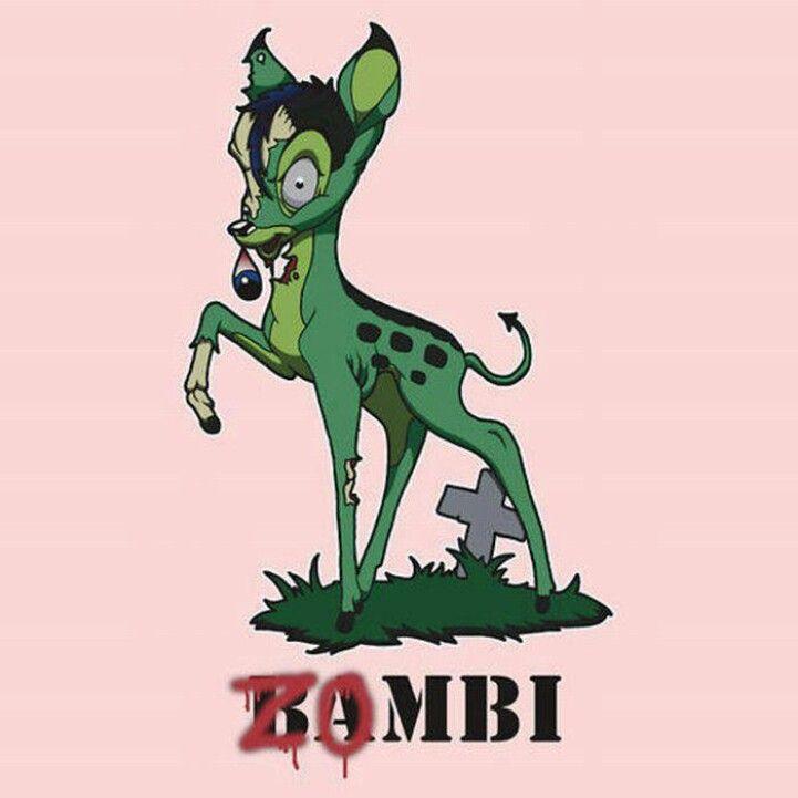 Zombie Bambi