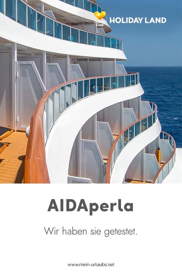 Aidaperla Ist Eine Der Neuen Schönheiten Der Kussmundflotte